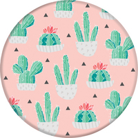 POPS 101785 PopSocket Cactus Pot
