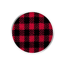 PopSocket 800320 PopGrip Classic Check Red