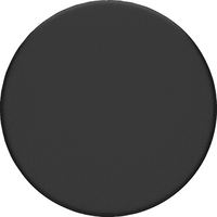 PopSockets Swappable PopGrip, Black