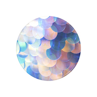 Popsockets 801334 Swappable PopGrip Shimmer Scales