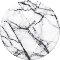 PopSocket 800997 PopGrip Dove White Marble