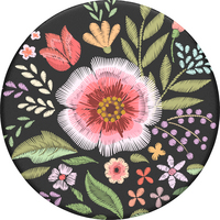PopSockets Floral Swappable PopGrip