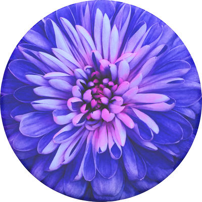 PopSockets 801088 Swappable PopTop Be a Dahlia
