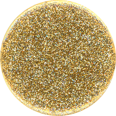 Popsocket  800929 PopGrip, Glitter Gold