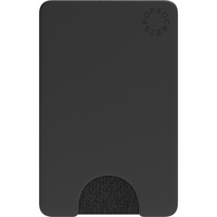 Popsocket  800859 PopWallet, 2.28x3.54x0.22in,Black