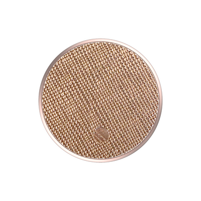 PopSockets 800509 Swappable  PopGrip Saffiano Rose Gold