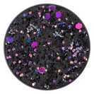 Popsocket, PopGrip, Black Sparkle Marble