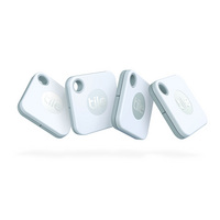 Tile  2020 Mate Item Tracker (4Pack)  WhiteGray