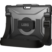 Urban Armor Gear Plasma Series Surface Pro X Case, 11.81x8.89in, Ice