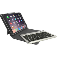 PureGear Bluetooth Keyboard Folio Black 10in