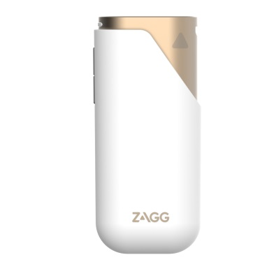 Zagg Poweramp 3 Portable Charger, Gold