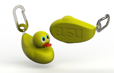 BuQu Bubs 2500 mAh Yellow Duck Power Bank for USB Devices