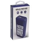GEMS RAPID CHARGE POWER BANK BLUE