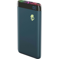 Skullcandy Stash Battery Pack,6,000 mAh,Psycho Tropical
