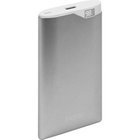 iHome Slim Power Bank Apple Silver