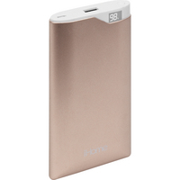 iHome Slim Power Bank Apple Gold