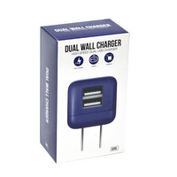 Gems Dual USB Wall Charger