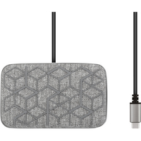 Moshi Symbus Q Dock with Wireless Charging, Silver