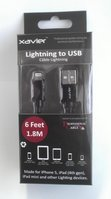 Professional Cable  LIGHTBK06  6ft Lightning