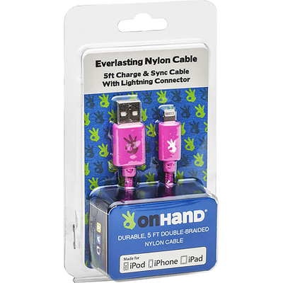 OnHand Everlasting Nylon Cable