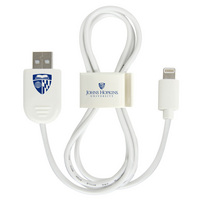 Johns Hopkins University Custom Lightning Cable Clip