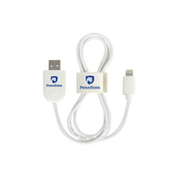 Penn State University Custom Seal Lightning Cable Clip