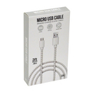 GEMS Micro USB Cable White