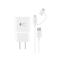 Samsung Fast Charge Travel Charger ,White