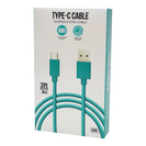 Type C Cable Teal