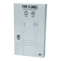 Type C Cable White