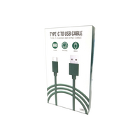 1P TYPE C CABLE EMERALD