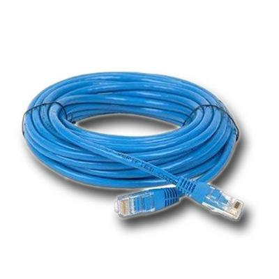 25 Blue Xover Cat5 E Cable