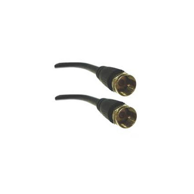 Professional Cable 6 Foot RG6 F Connector to F Connector Coaxial Cable