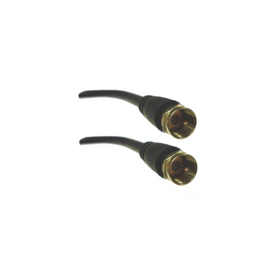 Professional Cable 25 Foot RG6 F Connector to F Connector Coaxial Cable