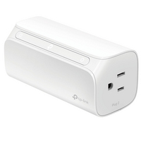 TPLink HS107 WiFi Smart Plug with 2 Outlets