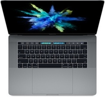MacBook Pro 15 inch with Touch Bar Space Gray
