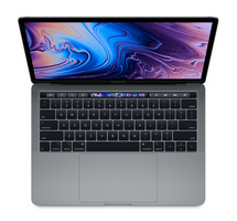 New 13 inch MacBook Pro with Touch Bar, Space Gray
