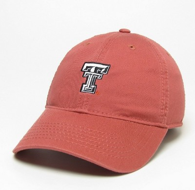 636736b1439 Texas Tech University Bookstore - Texas Tech Red Raiders Legacy Adjustable  Hat