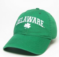 Delaware Blue Hens Legacy Adjustable Hat