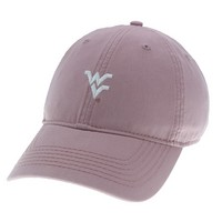 size 40 ba9f0 75a99 WVU Mountaineers Legacy Adjustable Hat