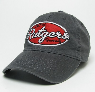 662eb57ab97 ... official store rutgers scarlet knights legacy adjustable hat e28fd a1df9