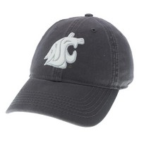 Washington State Cougars Legacy Adjustable Hat