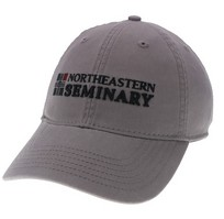 Legacy Northeastern Seminary Relaxed Twill Adjustable Hat