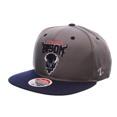 Zephyr Adult Z11 Flat Bill Adjustable Snapback hat