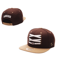 Zephyr Adult Lacer Flat Bill Adjustable Snapback hat