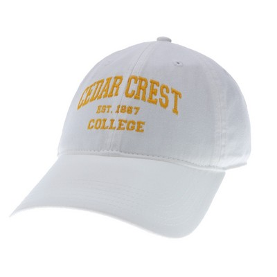 Legacy Relaxed Twill Adjustable Education Hat