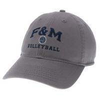 Legacy Relaxed Twill Adjustable Volleyball Hat
