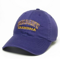 Legacy Relaxed Twill Adjustable Grandma Hat