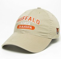 Legacy Relaxed Twill Adjustable Grandpa Hat