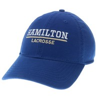Legacy Relaxed Twill Adjustable Lacrosse Hat